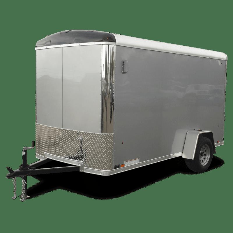 Cargo Sport - Silver - Cargo Trailer - Pace American