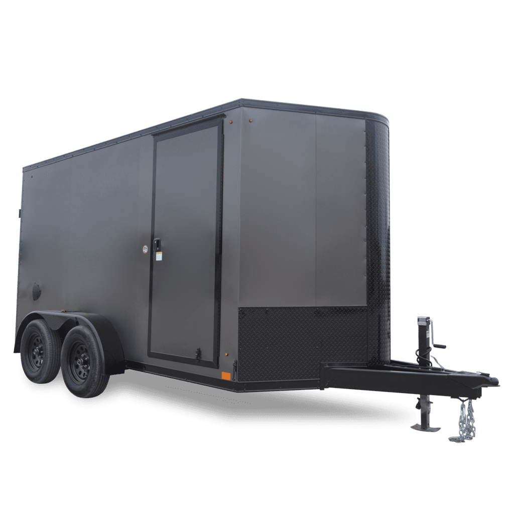 Cargo Sport - Blackout - Cargo Trailer - Pace American