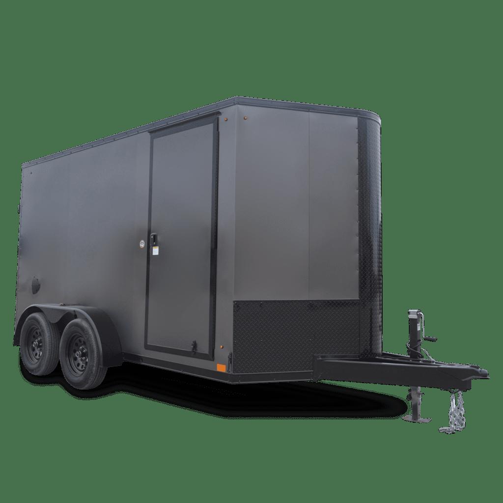 Cargo Sport - Blackout - Cargo Trailer - Pace American