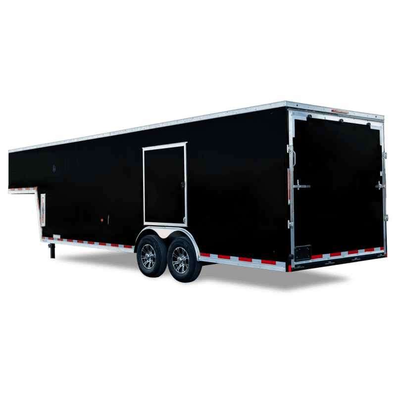 Cargo Sport Gooseneck - Auto Hauler - Car Hauler - Race Trailer - Pace American