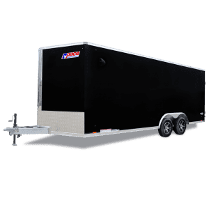 Elite Aluminum - Car Hauler - Race Trailer - Pace American