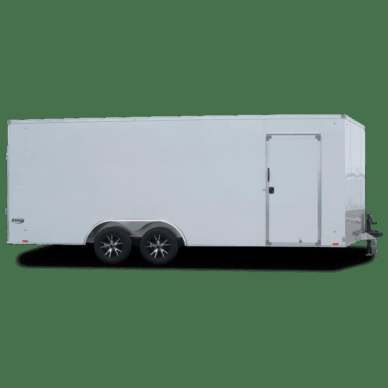 Elite Aluminum - Car Hauler - Race Trailer - Pace American