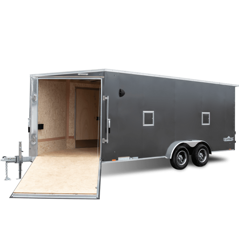 Highmark - Cargo Trailer - Motorcycle Trailer - Snowmobile Trailer - Pace American