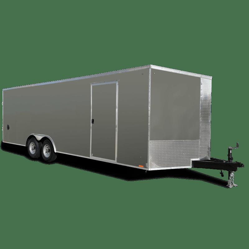Journey SE - Cargo Trailer - Silver- Pace American