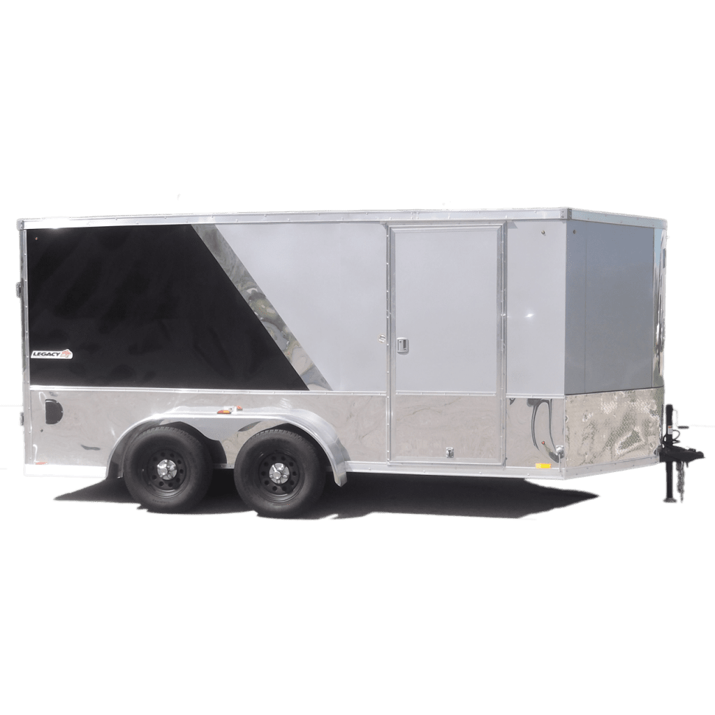 Legacy Motorcycle Trailer - Motorcycle Trailer - Snowmobile Trailer - Cargo Trailer - Pace American