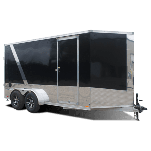 Legacy Aluminum Motorcycle Trailer - Motorcycle Trailer - Snowmobile Trailer - Cargo Trailer - Pace American