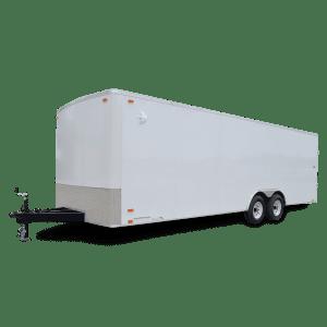 Outback DLX - Auto Hauler - Race Trailer - Large Cargo Trailer - Cargo - Pace American