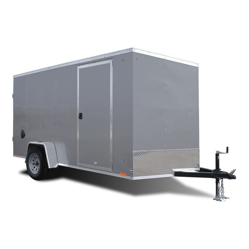 Outback DLX - Cargo Trailer - Cargo - Pace American