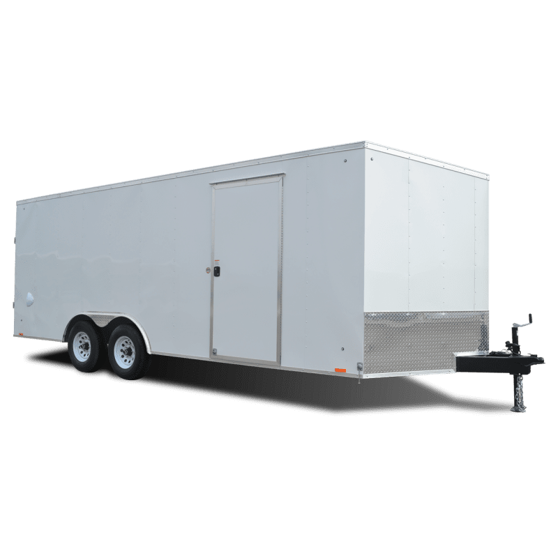 Outback DLX - Large Cargo Trailer - Cargo - Pace American