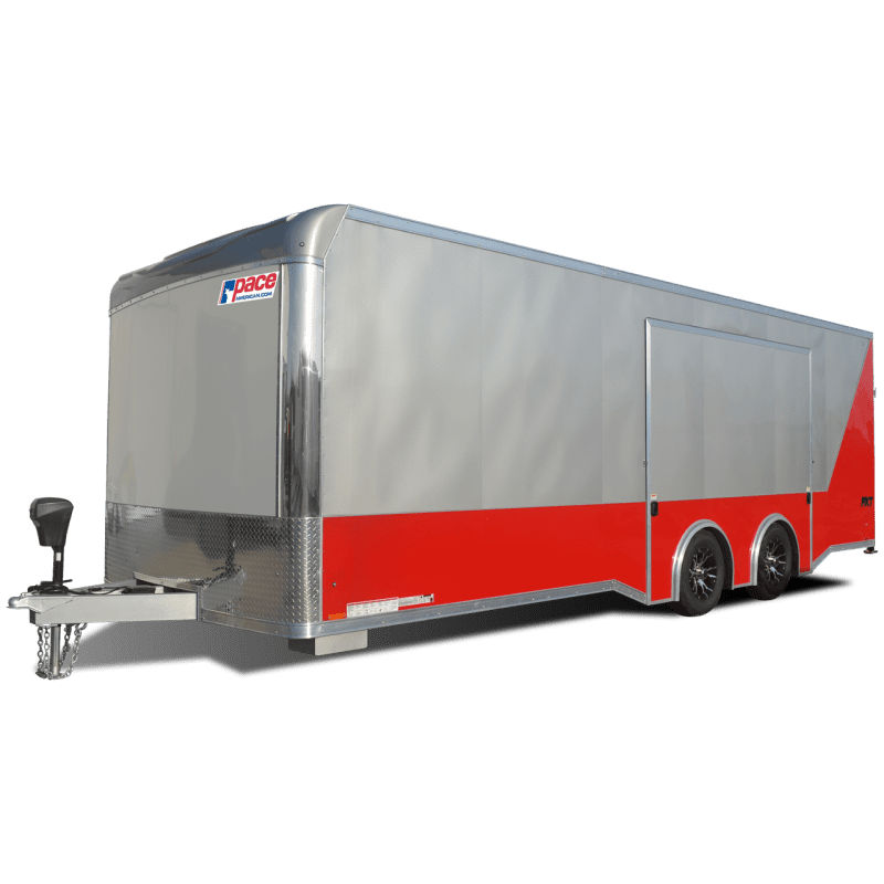 PXT - Cargo Trailer - Best - Custom - Options - Pace American