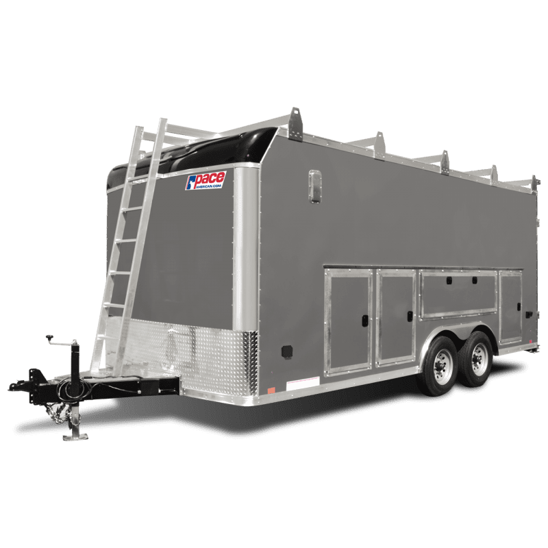 PXT Tool Box - Contracting Trailer - Pace American