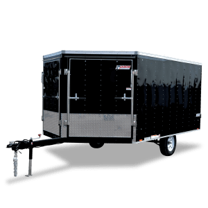 Whiteout Aluminum - Motorcycle Trailer - Snowmobile Trailer - Cargo Trailer - Pace American