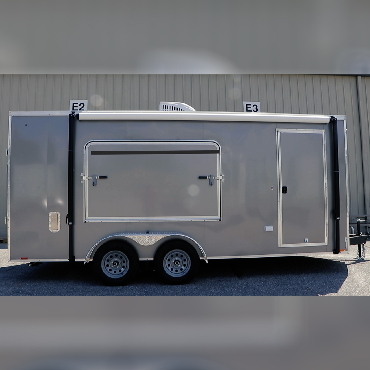 Cargo Sport - Camping Custom - Options - Pace American