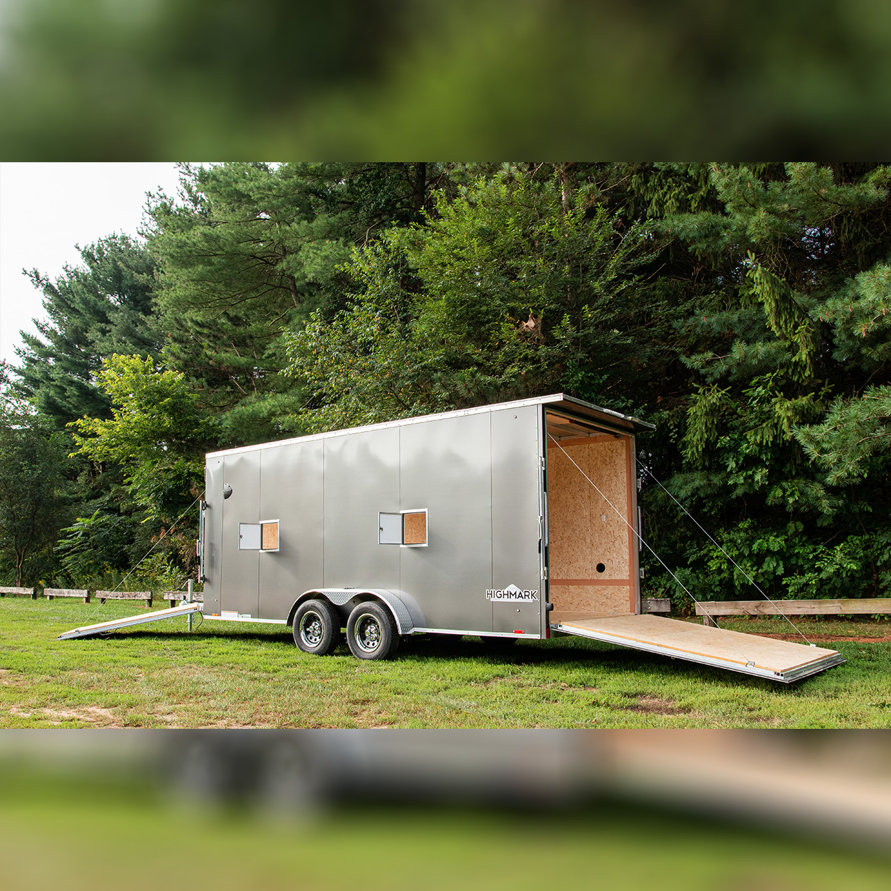 Highmark - Cargo Trailer - Motorcycle Trailer - Snowmobile Trailer - Pace American