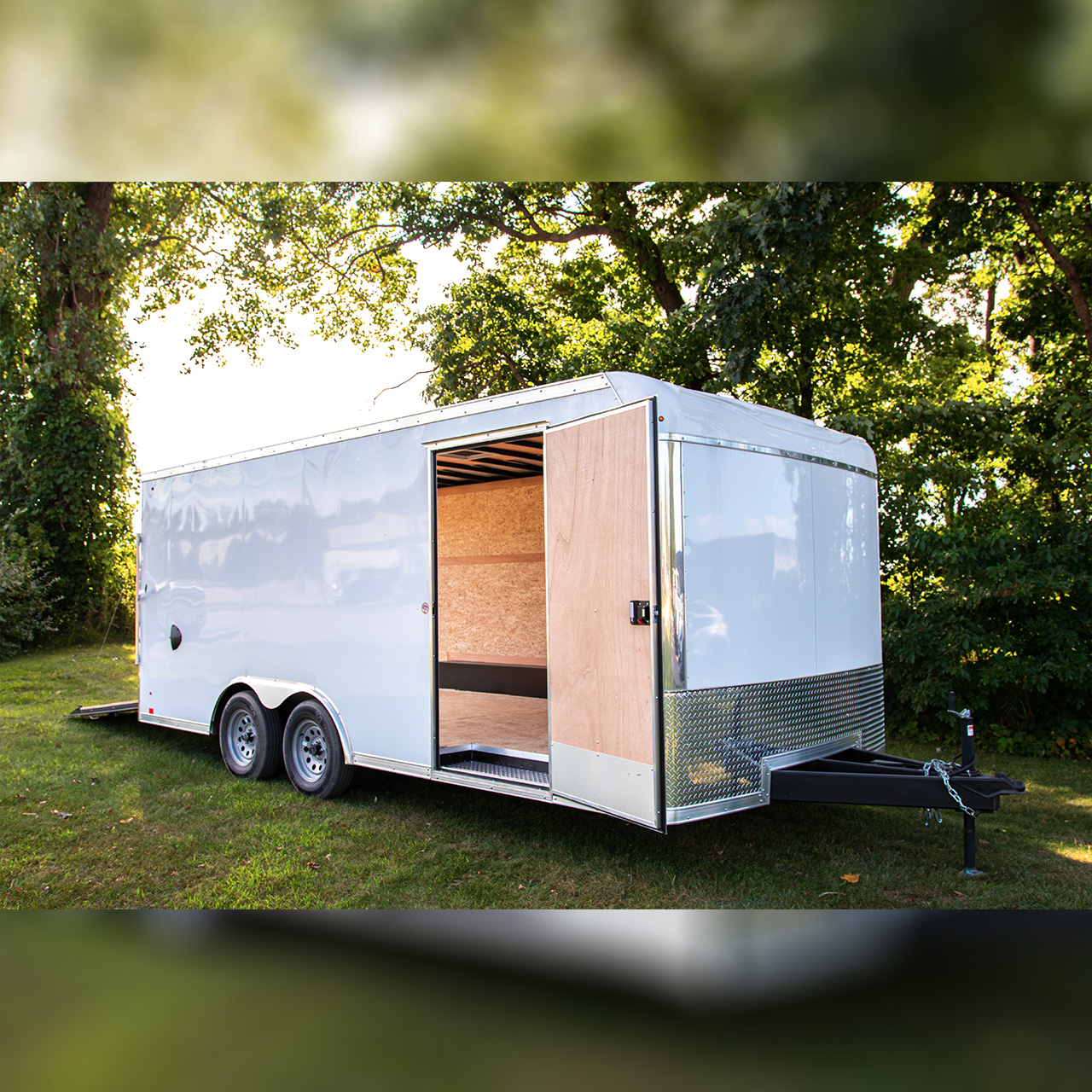 PXT - Cargo Trailer - Large Cargo Trailer - Pace American