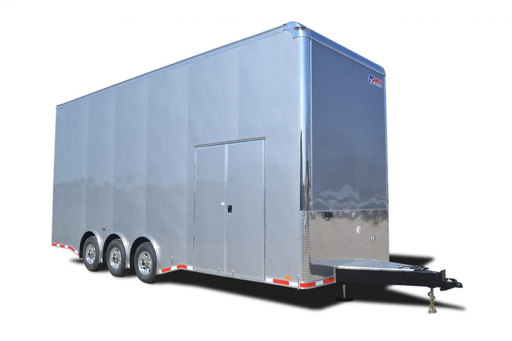Shadow GT - Stacker - Auto Hauler - Race Trailer - Pace American
