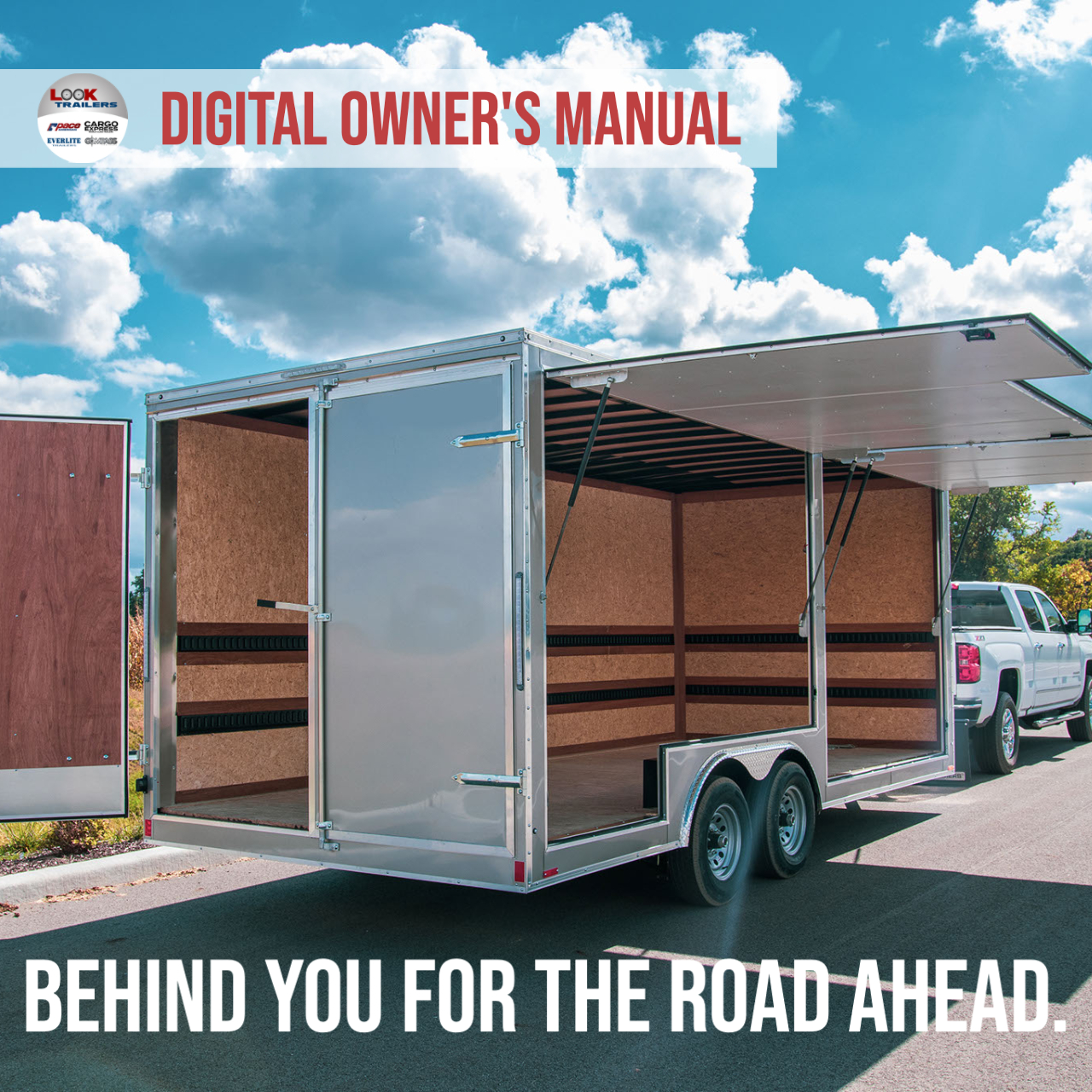 Pace American Trailers Owner's Manual